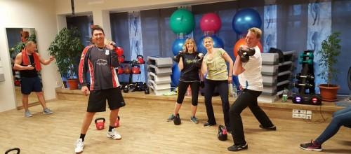 Kettlebell Training – Impressionen